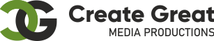 Create Great Media Productions Logotyp